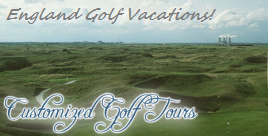 England Golf Vacations