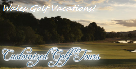 Wales Golf Vacations