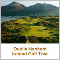 Dublin Irish Golf Tours